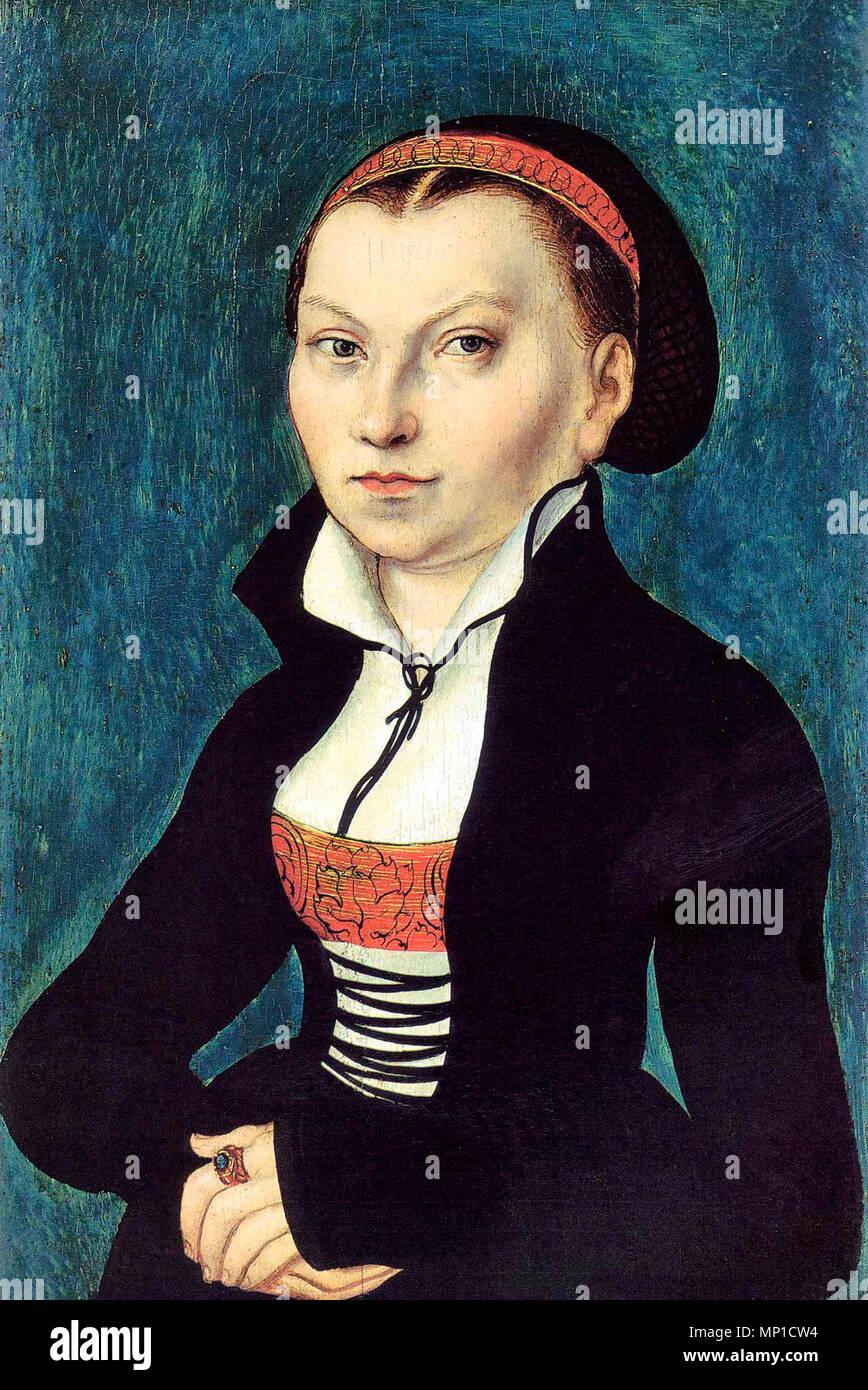 Bora Von Katharina Cranach Lucas