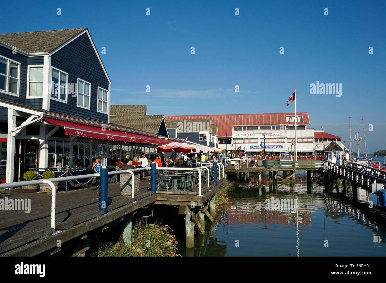 Fish Restaurant Fishermans Wharf