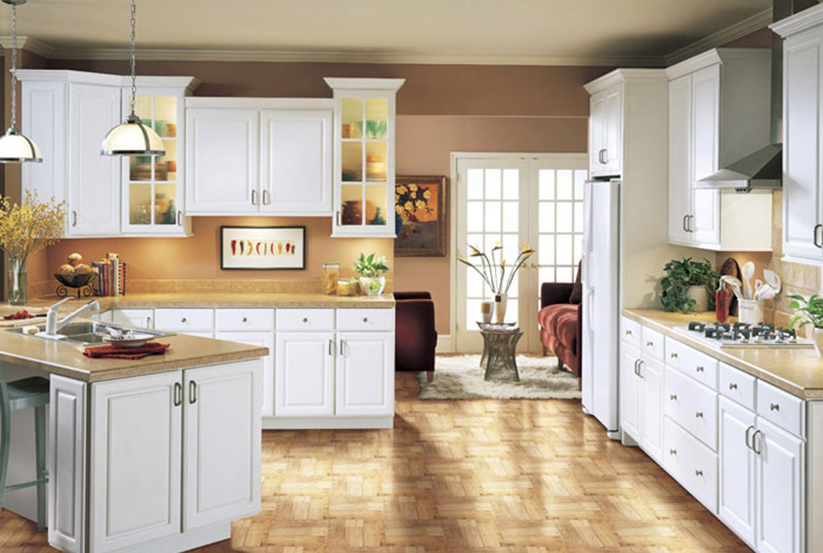 Best Kitchen Gallery: Sutton Thermofoil Kitchen Cabi S Detroit Mi Cabi S of White Thermofoil Kitchen Cabinets on rachelxblog.com