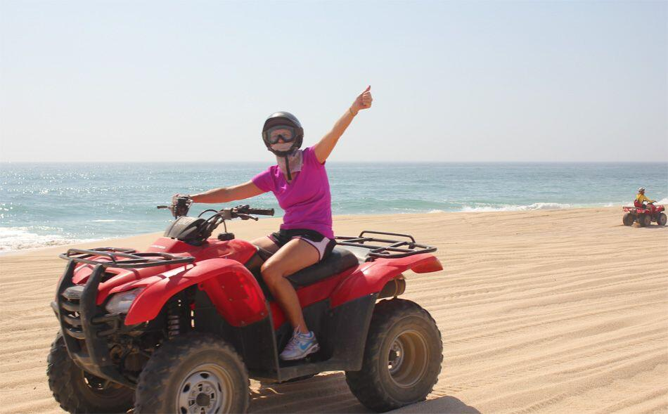 atv tours on the beach with cactus atv tour in cabo san lucas cabo activities