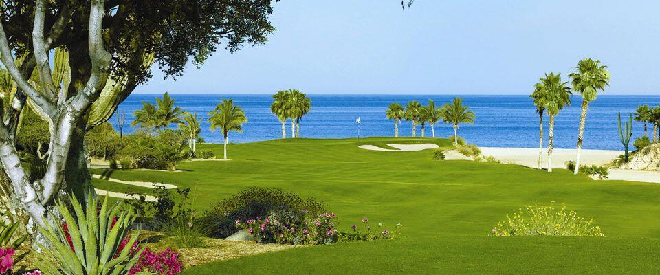 Palmilla golf course los Cabos first Nicklaus designed course in latin america.