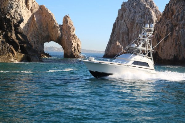 Blue Sea – 60 Foot Bertram