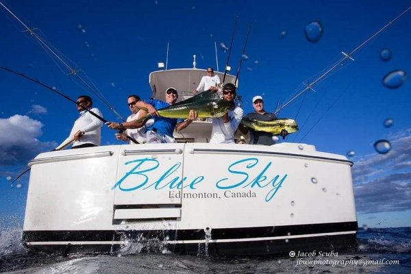Blue Sky – 43 Foot Riviera
