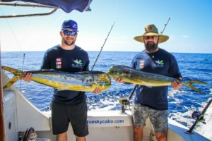 Cabo san lucas fishing