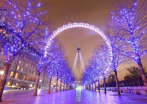 christmas lights london 2019 # 52