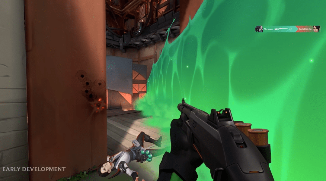 Riot Games Stream Reveals Footage Of New Fps And Fighting