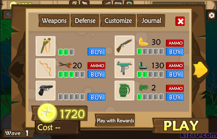Animal Defense Hacked (Cheats) - Hacked Free Games