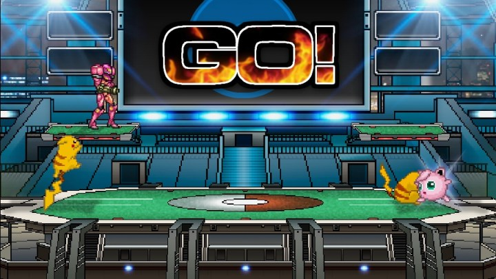 Super Smash Flash 2 Hacked   Cheats   Hacked Online Games     Super Smash Flash 2 Screenshot