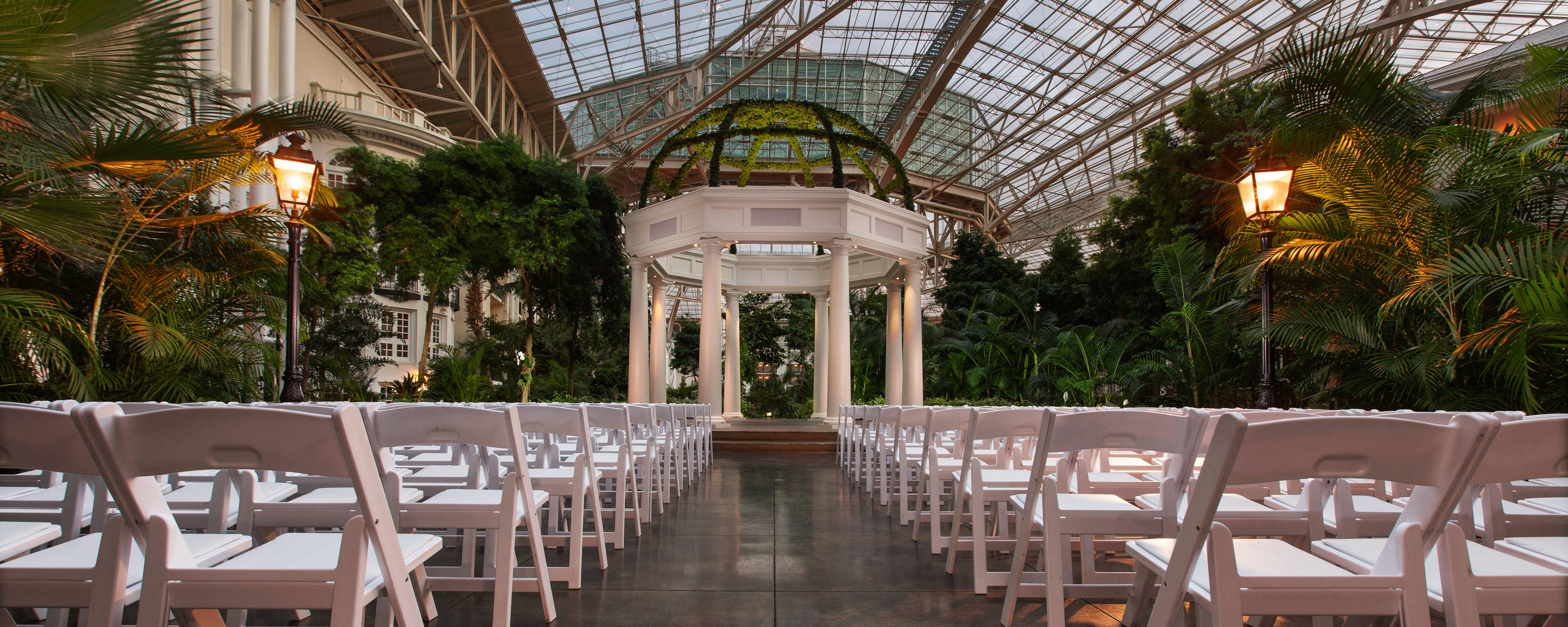 Wedding Venues In Nashville Tn Gaylord Opryland Resort Amp Convention Center