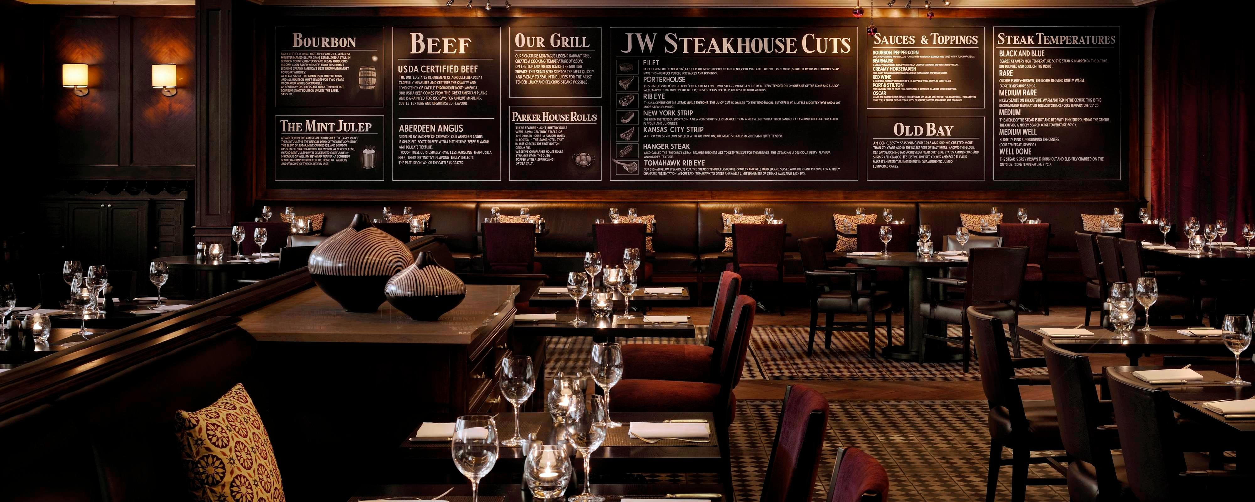 Steak Out Menu Pictures