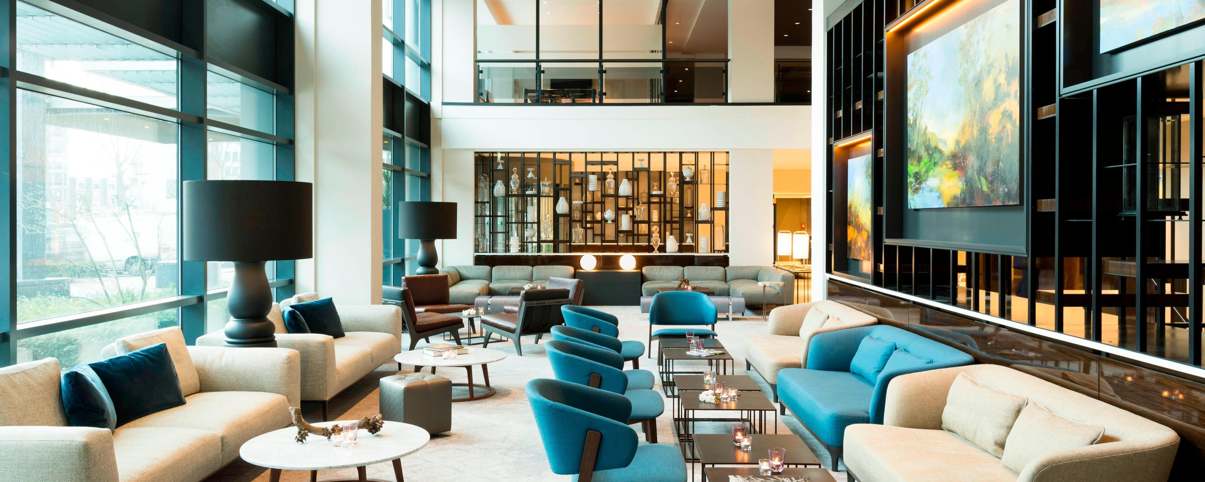 Hotel In The Hague Netherlands The Hague Marriott Hotel