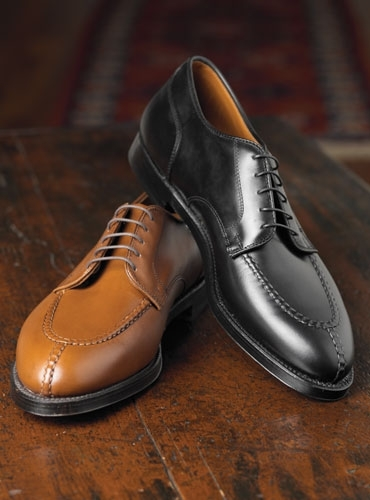 Tan Oxford Shoes