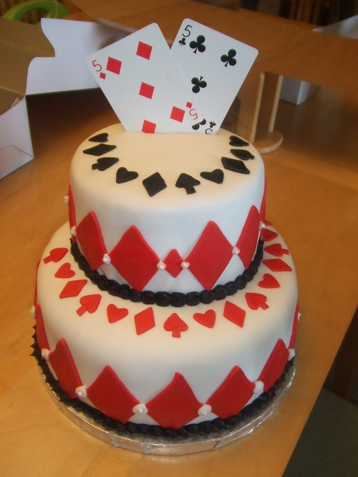 Playing Card Archives Cakes And Cupcakes Mumbai