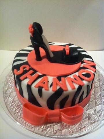 Shoe Cake Cakes By Cathy Chicago