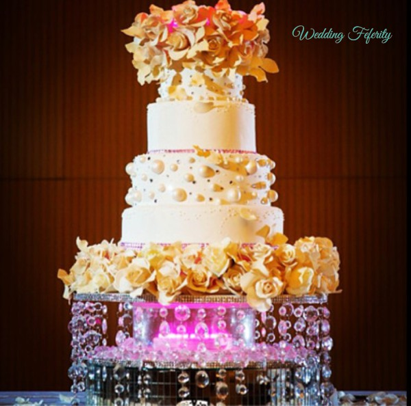 celebrity wedding cake     CAKES BY TOSAN CBT S DREAM CAKE OF THE WEEK