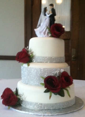 Wedding Cakes Elizabeth S Special Day