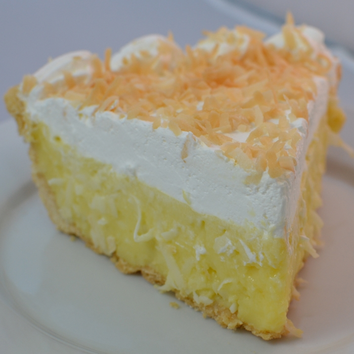 Tropical Cakes Haupia Mango Chantilly Guava Pineapple