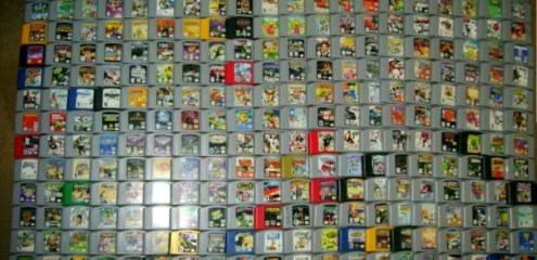 N64 Games   Nintendo 64   Calgary Video Games N64 Games