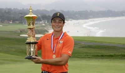 Viktor Hovland Rolls to 118th U.S. Am Title, 6 and 5 ...