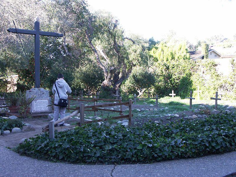 Borromeo Carlos San Carmel Mission