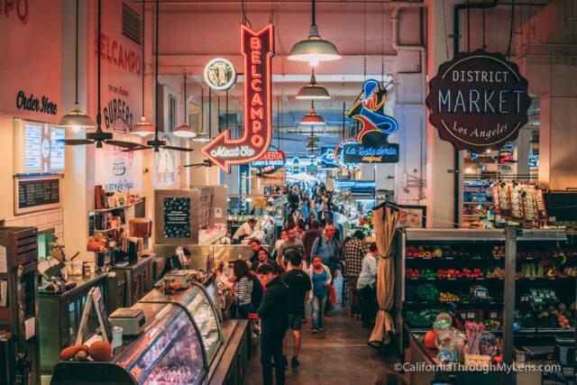Fun Places Eat Downtown