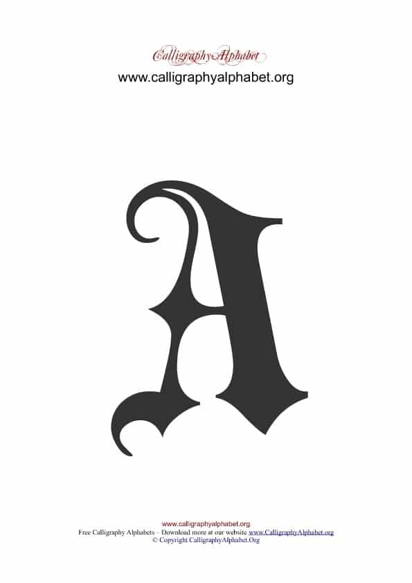 Fancy old english letter e thecheapjerseys Images