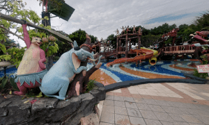 Jungle Toon Waterpark Semarang