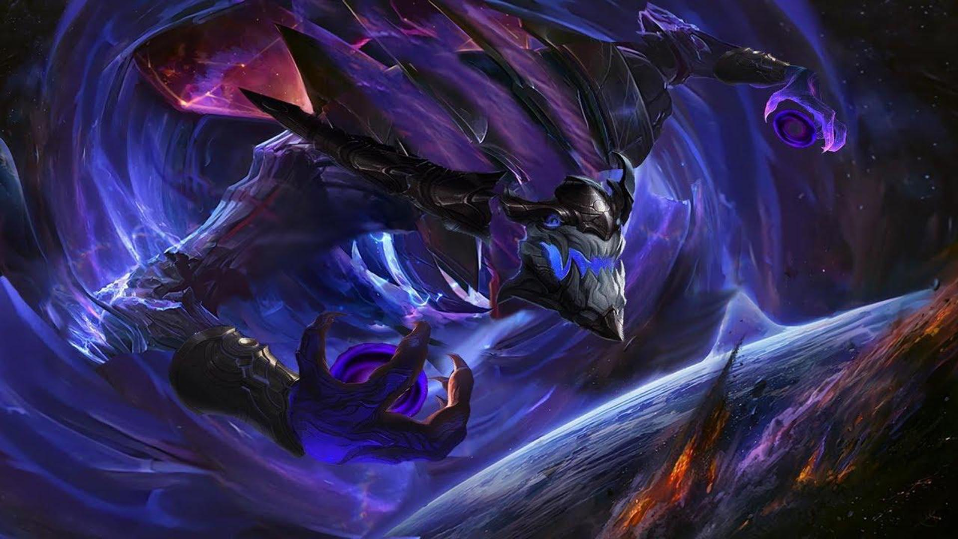 nocturne skins 2018 in game - HD1920×1080