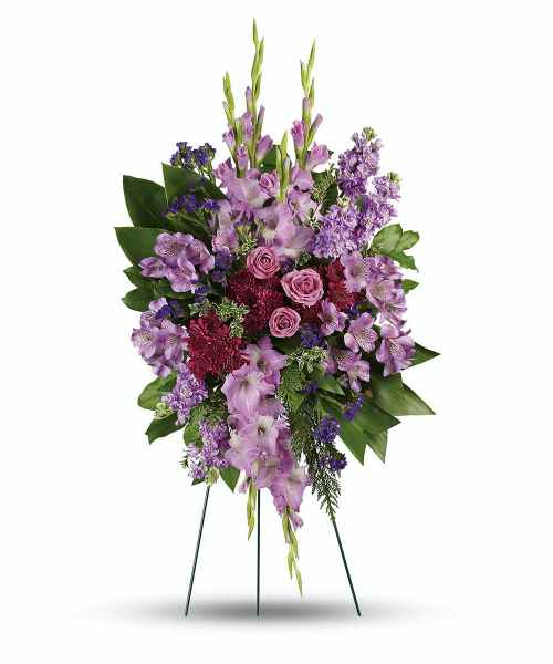 Lavender Reflections Spray   Florists Pueblo  CO  Same day Delivery     Lavender Reflections Spray   Florists Pueblo  CO  Same day Delivery    Campbell s Flowers   Greenhouse