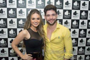 Rodrigo Rios e Giovanna Vilarinho – Foto: Rogério Araújo / Renato Cipriano – Divulgação