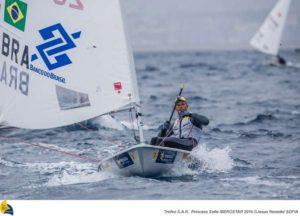 Scheidt vive um ótimo momento (Jesus Renedo/ Sailing Energy/ Divulgação)