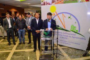 Lideranças rurais e políticas destacaram importância de divulgar ações sustentáveis referentes à agropecuária – Foto: Famasul/Divulgação