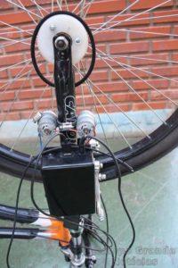 O protótipo criado pelos estudantes do campus Campo Grande Foto Campus Campo Grande