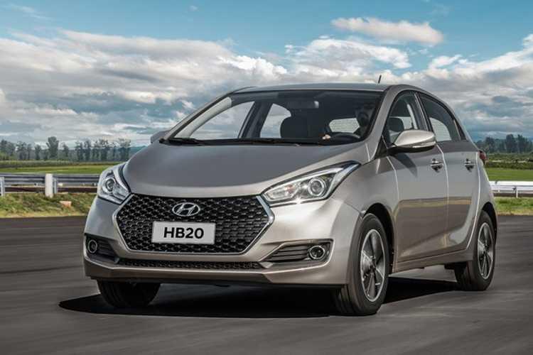 Hyundai HB20 ganha linha 2019 (Foto: Divulgação)