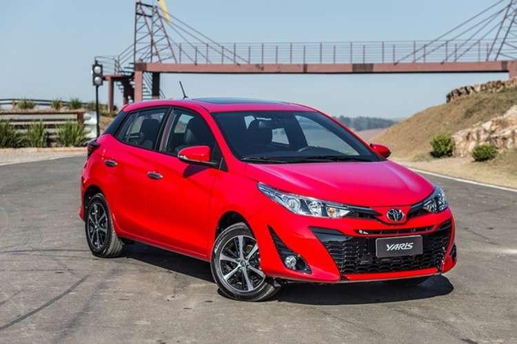 Toyota Yaris Hatch (Foto: Divulgação)