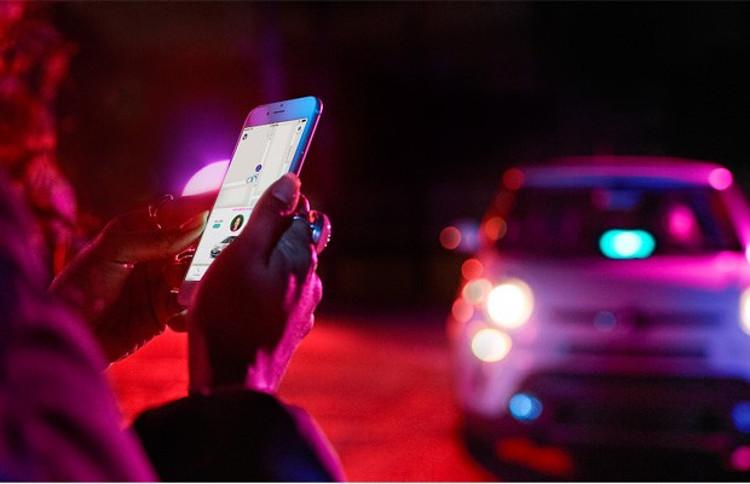 Lyft, concorrente da Uber (Foto: Divulgação)