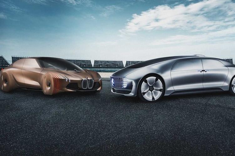 BMW e Daimler anunciam parceria para produzir carros autônomos, mas a Alemanha aparece apenas na oitava posição do ranking da KPMG (Foto: Reprodução/Daimler)