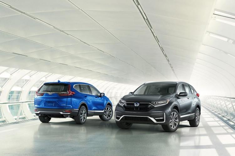 Novo Honda CR-V 2020 (Foto: Divulgação)