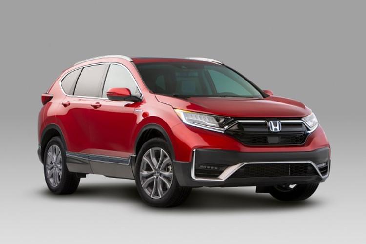 Novo Honda CR-V agora tem versão híbrida (Foto: Divulgação)
