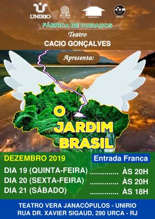 Teatro O Jardim Brasil