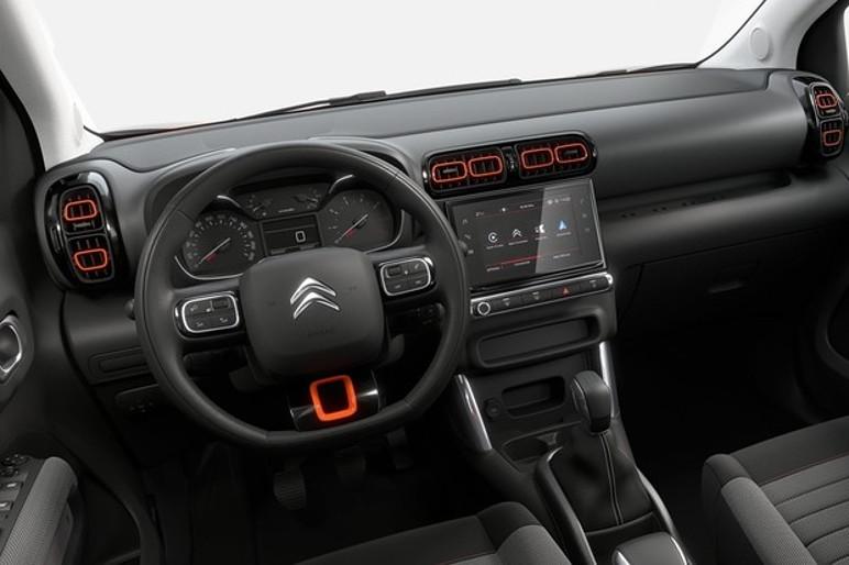 Os novos Citroën serão compatíveis com frenagem automática de emergência (Foto: Divulgação)