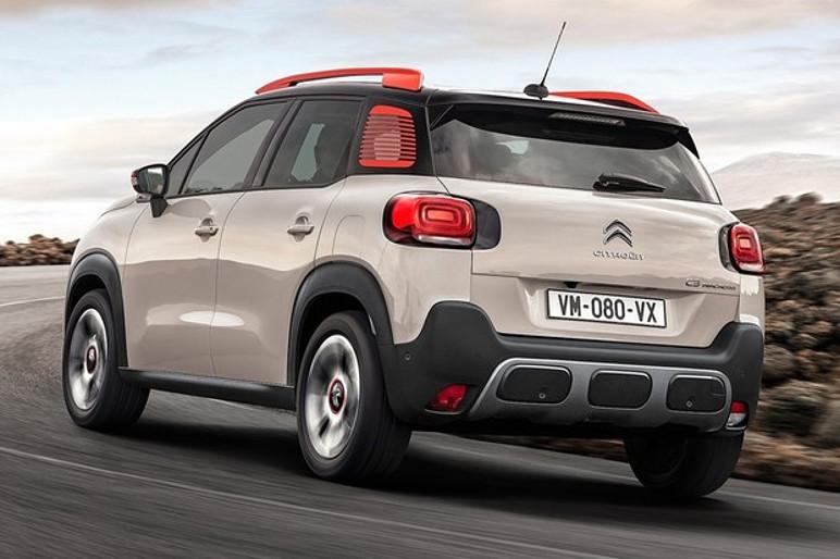 Novo SUV da Citroën no Brasil usará a mesma plataforma do Aircross europeu (Foto: Divulgação)