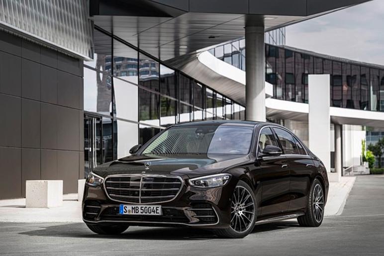 Mercedes-Benz Classe S 2021 (Foto: Divulgação)