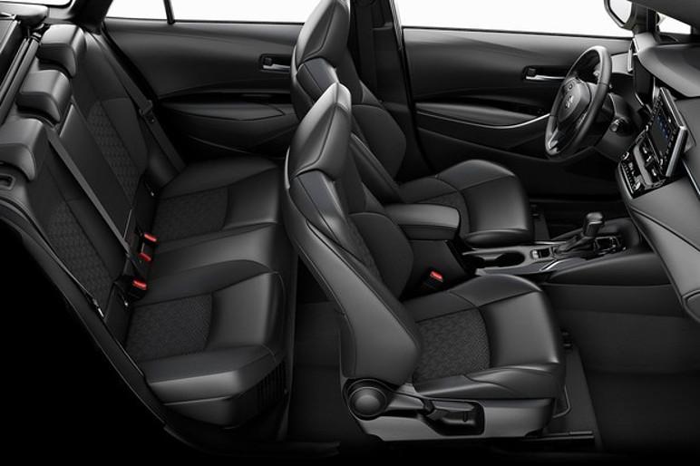 Suzuki Swace Interior (Foto: Divulgação)