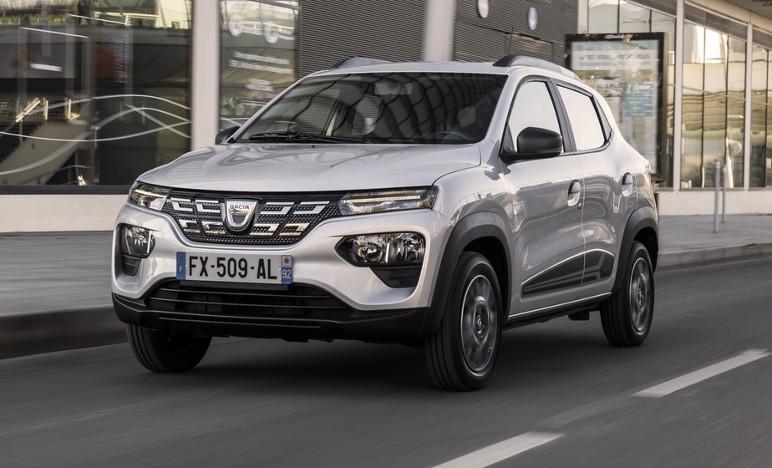 Renault Kwid Spring EV Elétrico