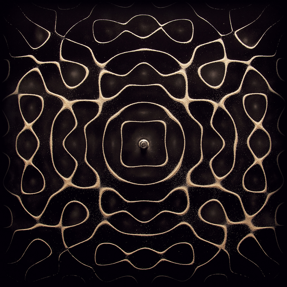 Chladni Patterns Frequencies