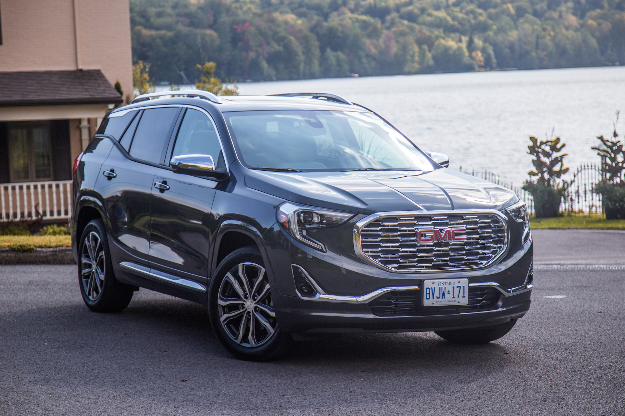 First Drive 2018 Gmc Terrain Canadian Auto Review