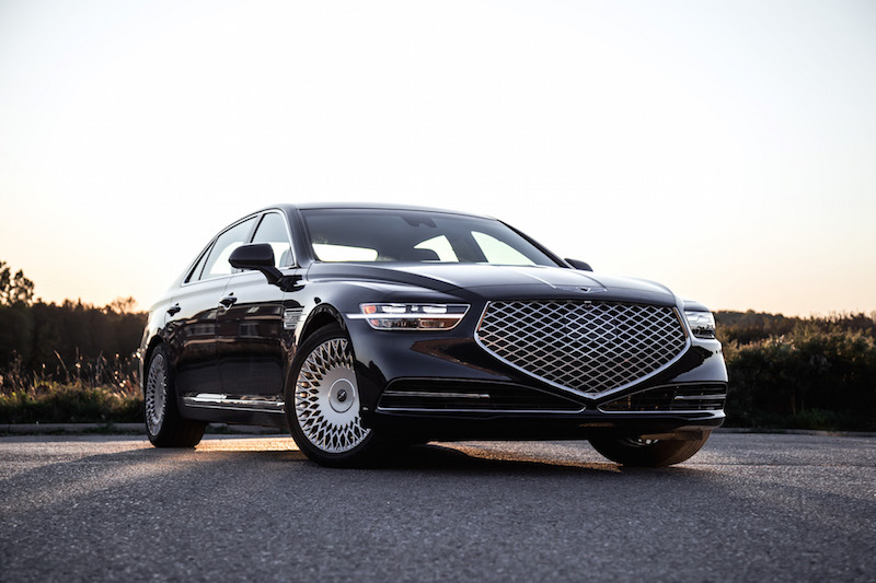 2020 Genesis G90 5 0 Review Car