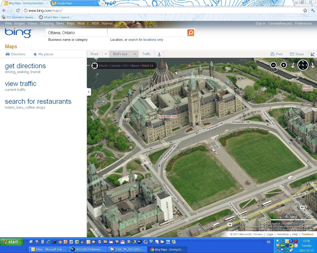 Comparison of top Free Online Map Sites  part 2    Canadian GIS     Comparison of top Free Online Map Sites  part 2