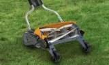 Mulching Leaves Push Mower